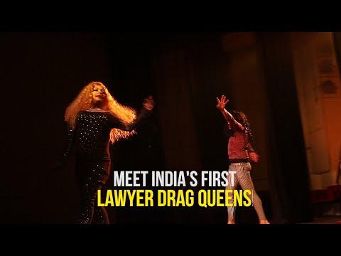 Meet India's first Lawyer Drag Queens