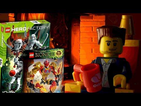 Посиделки с АВ #25: CCBS тянет фигурки Lego на дно
