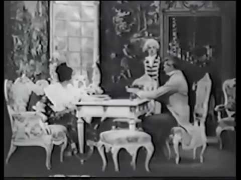 The Student of Prague 1913 - 1st Horror Feature Film - Edgar Allan Poe