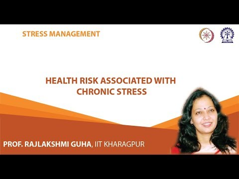 Health Risk Associated with Chronic Stress