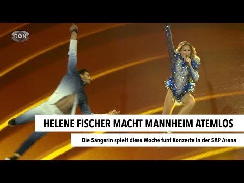 Helene Fischer macht Mannheim atemlos   RON TV   Sendung
