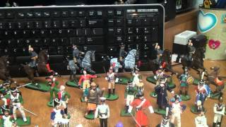 This Weeks Yard Sale Haul Finds (9) - Russian Toy Soldiers, Nesting Doll, Cds, Dvds