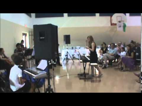 Ashley Academy Middle School Music Program