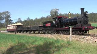 Glenreagh Mountain Railway - Australia