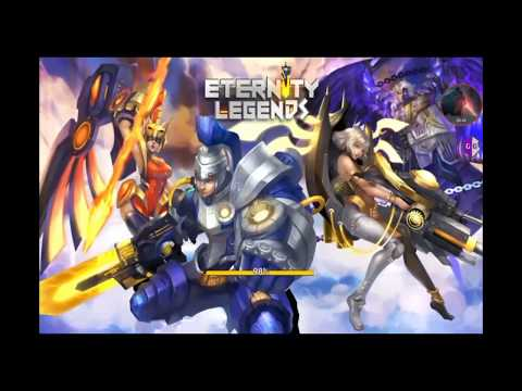 Eternity Legends: League Of Gods Dynasty Warriors GAME GUARDİAN HACK