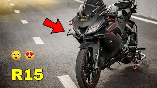 Top 15: BEST Modified Yamaha R15 v3 ! ! !