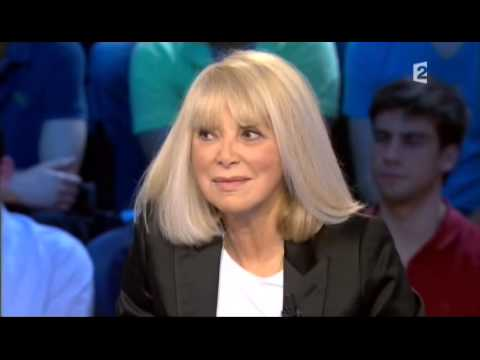 Mireille Darc - On n'est pas couché 28 mars 2009 #ONPC