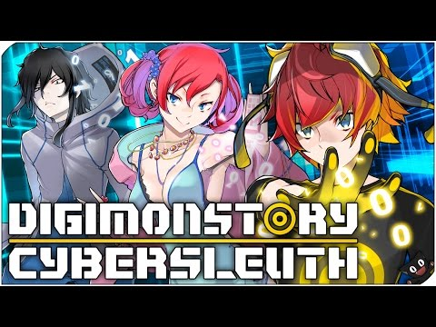Te elijo a ti! - Digimon Story Cyber Sleuth (PS4 60fps)