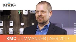 KMC Commander | AHR 2017
