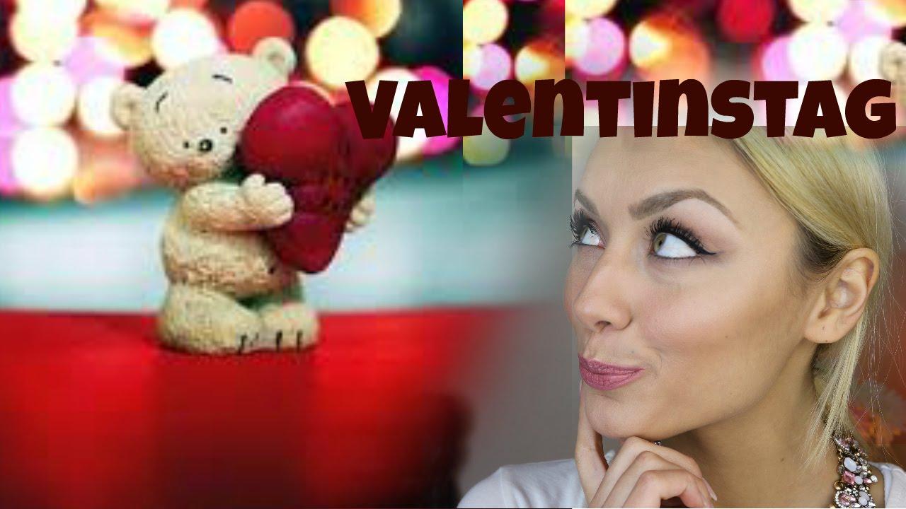 Blondine Große Titten Valentinstag
