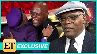 Samuel L. Jackson Recalls 'Extremely Special' Experience Giving Pal Spike Lee His First Oscar