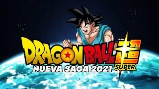 La nueva serie de dragon ball