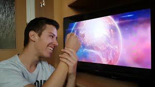 Galactus and Silver Surfer  ( reakcia na trailer ) Tak toto má šťavu !