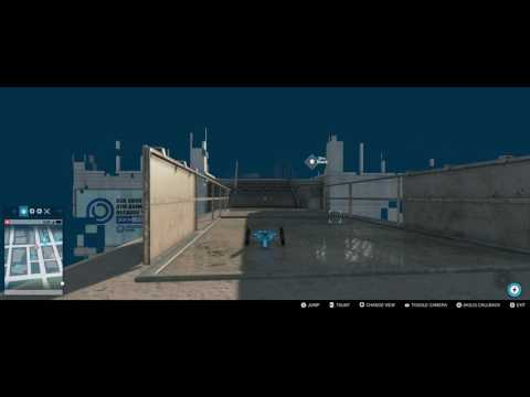 Watch Dogs 2 PALO ALTO Research Point Hack GUIDE! - PC 1080p