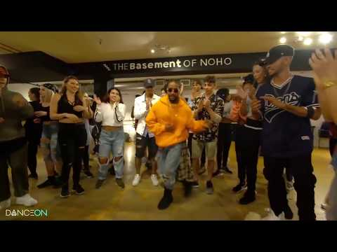 Omarion   Distance   Antoine Troupe Choreography   Dance On Class