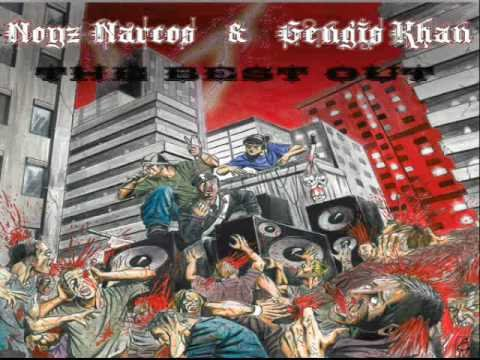Noyz Narcos & Gengis Khan - The Best Out Mixtape-Al Qaeda