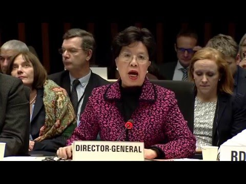 WHO: Director-General Dr. Margaret Chan briefs Executive Board on Zika situation 28JAN2016
