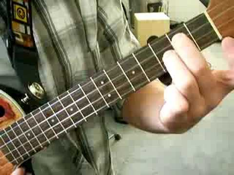 How to Uke: Gently Weeps Picking (Intro)