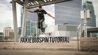 TRICK TIP: Fakie Bigspin