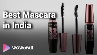 10 Best Mascara in India 2018 With Price