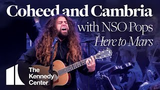 """Coheed and Cambria & NSO Pops - """"Here to Mars""""   LIVE at The Kennedy Center"""