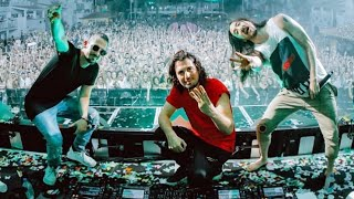 WHAT A NIGHT DIMITRI VEGAS AND LIKE MIKE WITH STEVE AOKI GARDEN OF MADNESS TOMORROWLAND 2017