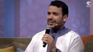 مروان حاجي  برنامج مقامات  قناة الشارقة \ Marouane Hajji MAKAMAT SHARJAH TV