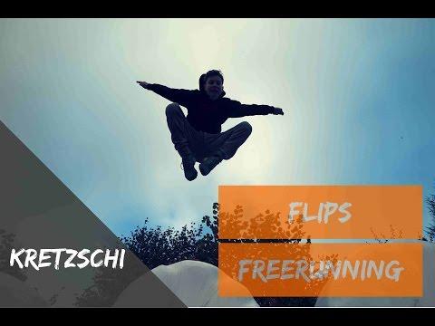 FLIPS & FREERUNNING (Autum 2016)