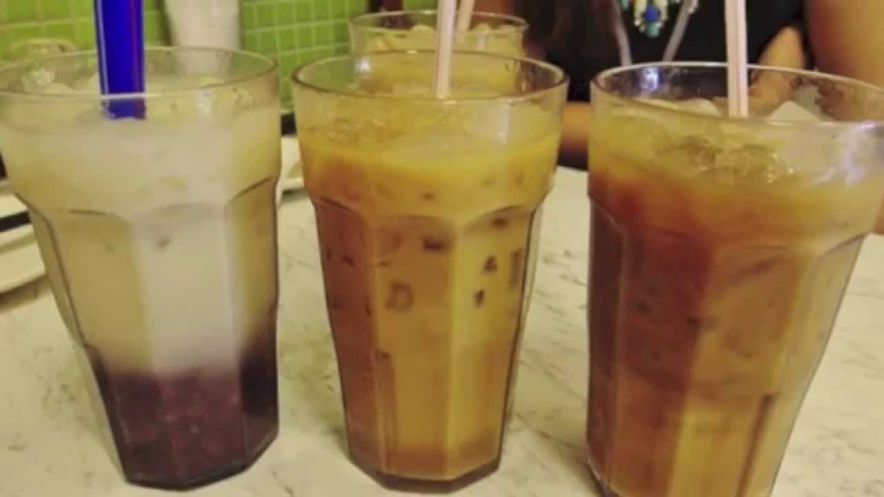 Hong Kong Yuan Yang Milk Coffee Tea