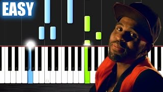 Jason Derulo - Trumpets - EASY Piano Tutorial by PlutaX