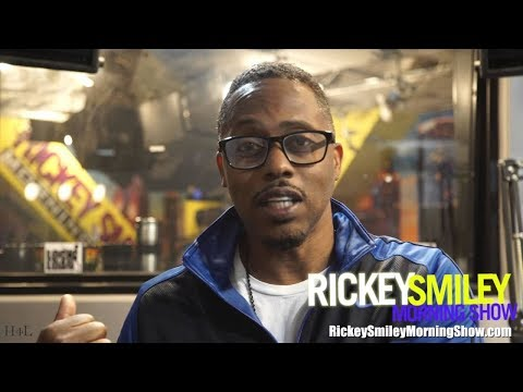 Rickey Smiley Morning Show - Black Tony Compilation 14