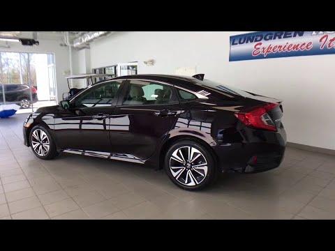 2016 Honda Civic Auburn, Worcester, Putnam, Westborough, Shrewsbury, MA N190945A