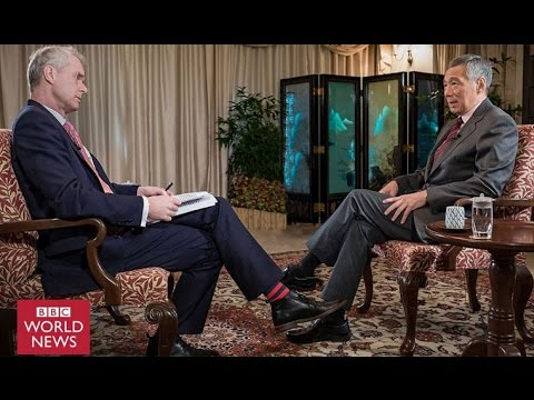 (FULL) BBC HARDTalk: Singapore's PM Lee Hsien Loong grilled by Steven Sackur