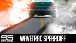 Stern Garage - Wavetrac Sperre für den W124 E420  E50 AMG M119
