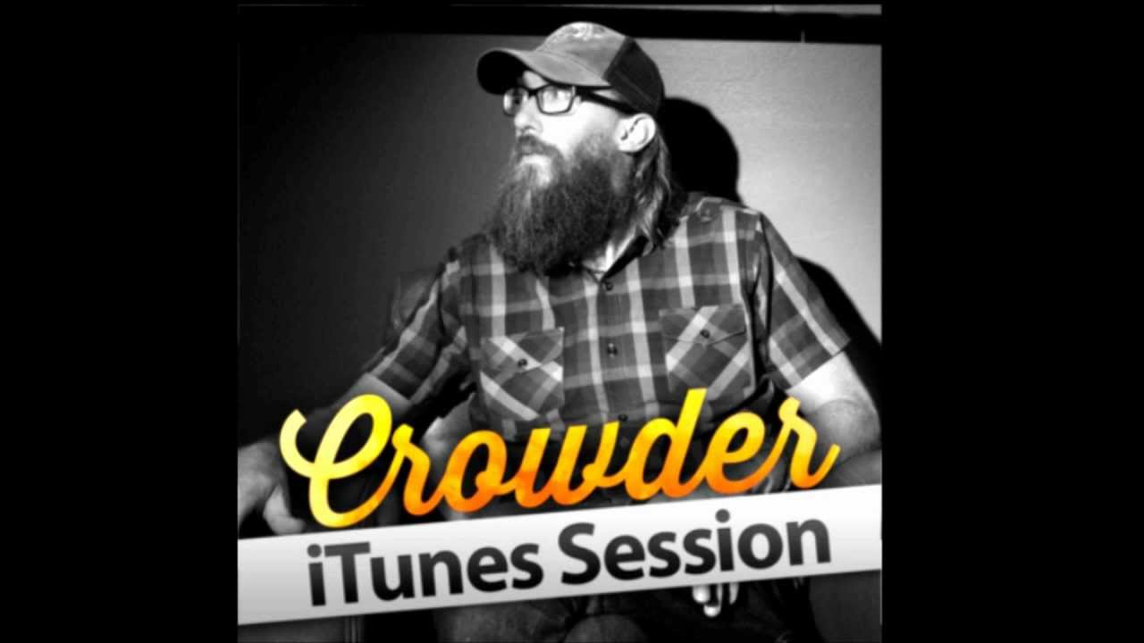 crowder-the-old-rugged-cross-itunes-session-redpillarproductions