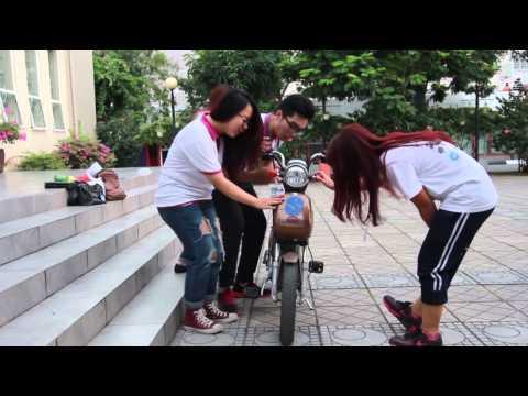 Phim ngắn xe đạp điện nijia