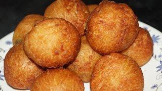 Bread Bonda Recipe in telugu by Amma Kitchen- Snack recipes