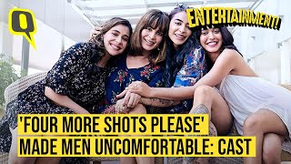 Interview With the Cast of 'Four More Shots Please'  | The Quint