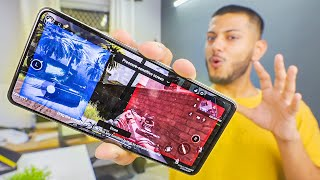 This Smartphone has Some Special Gaming Features !