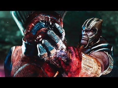 Всё это время Танос боялся только этого Мстителя