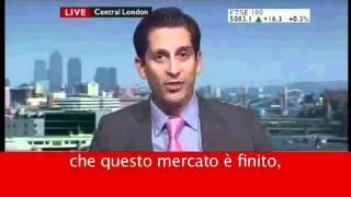 Quello che non vedrete mai su una Tv Italiana : Le rivelazioni choc del broker inglese