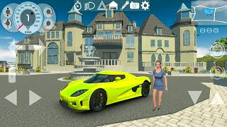 European Luxury Supercar 2020 Driving - Car Games Android Gameplay