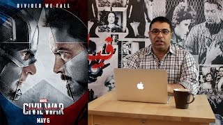 Captain America: Civil War Trailer Reaction بالعربي | فيلم جامد