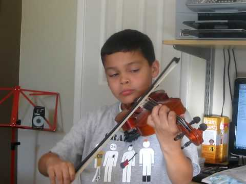 Etude Suzuki Violin Slow