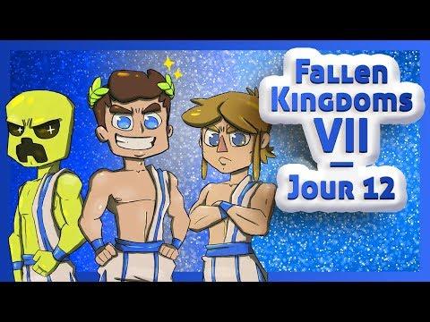 FALLEN KINGDOMS VII : On se fait Attaquer ! #12
