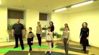 Гимнастика Стрельниковой. Дыхание группы в конце обучения