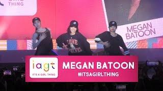 Megan Batoon Performance | #ItsAGirlThing Manila 2018