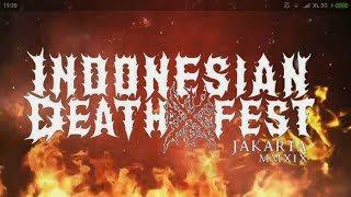 INDONESIAN DEATH FES T [ Full Concert ] 2019