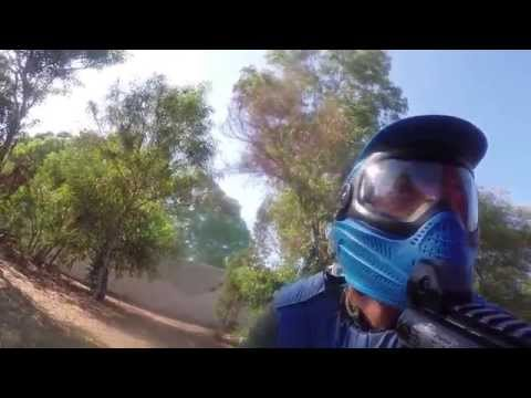 Paintball Salammbo Hammamet