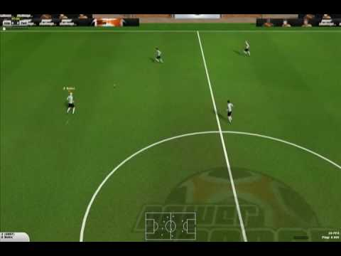 Free online soccer game, Power Soccer, new gameplay video